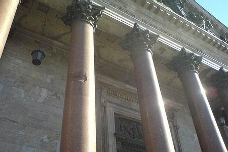 колонны ИС