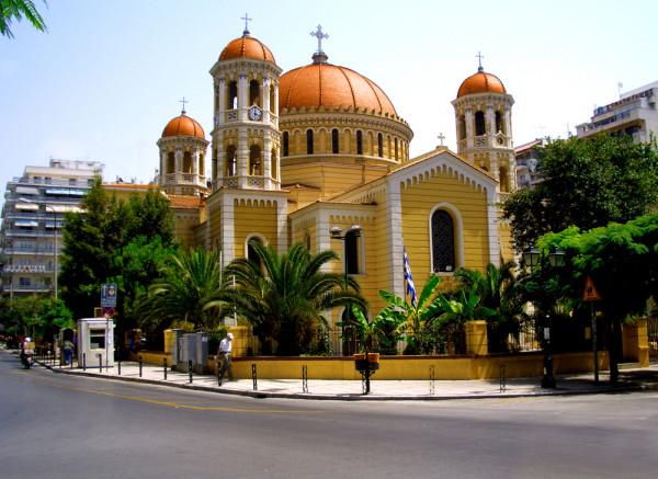 Церковь Григория Паламы, Салоники