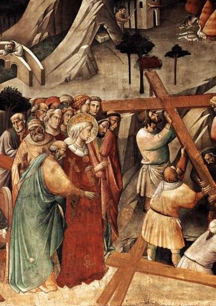 Обретение Креста