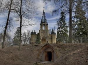Храм в Парголово