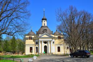 Храм в Знаменке