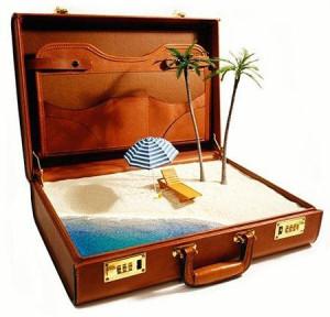 туристический чемоданчик