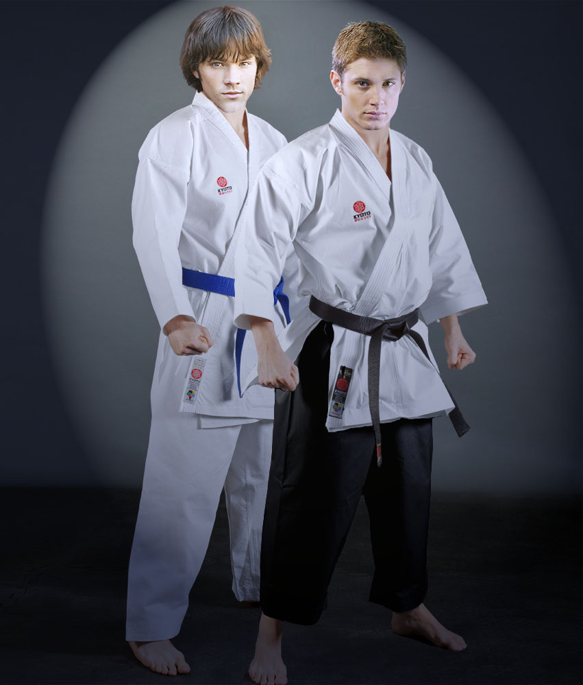 J2 Karate Jensen Black pants