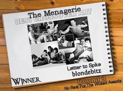 winnerthemenagerie9blondebitz