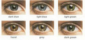 Фото цвет глаз ореховый