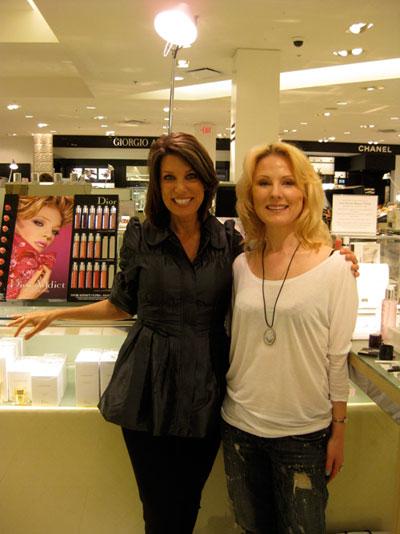 Dior Makeover by Michelle. Открытия от Dior