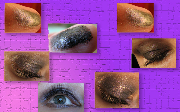 Bobbi Brown Sparkle Eye Shadow Black Velvet №18