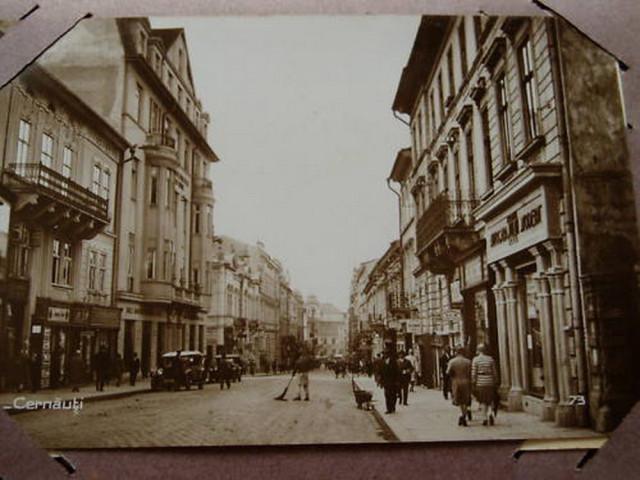 Кобилянська 1932 рік