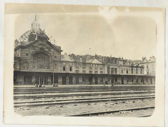 залізничнй вокзал