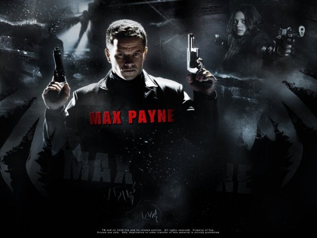 Watch Max Payne (2008) Full Movie Online Free