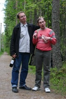 Я и Владимирский