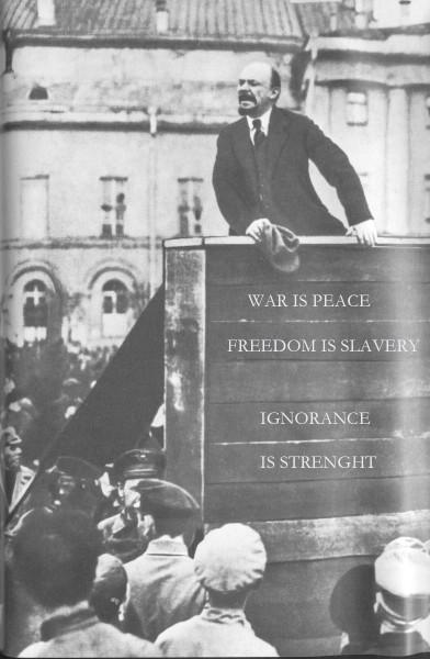 Ленин говорит