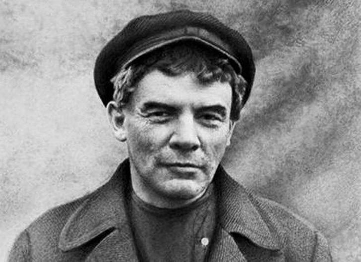 Ленин на нелегальном положении