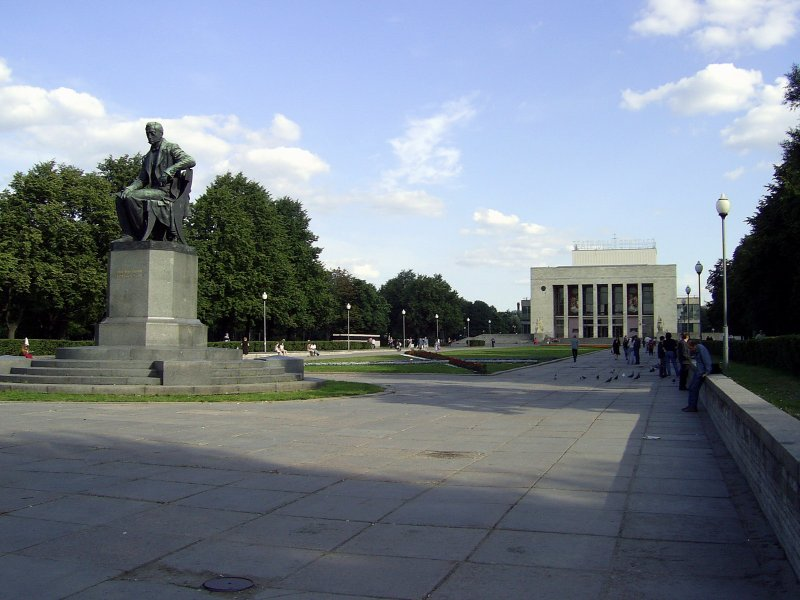 Семёновский плац