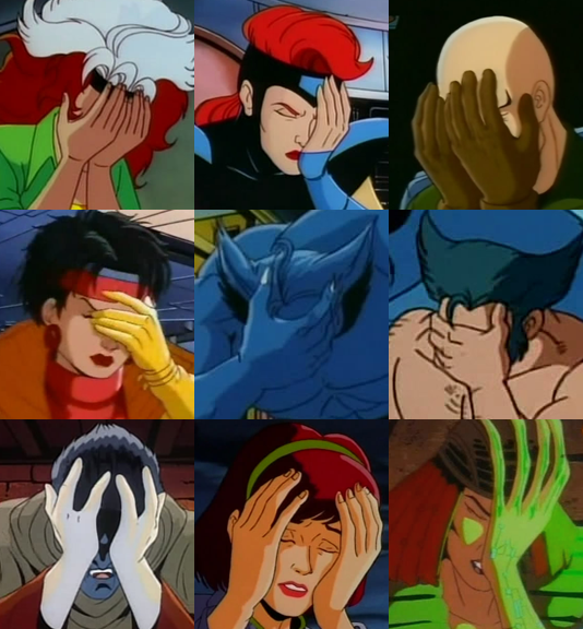 X-men_facepalm
