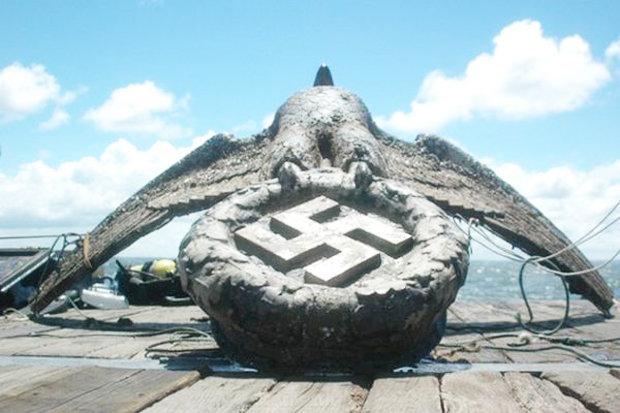 nazi-bronze-eagle
