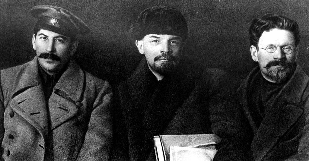 Sztálin_Lenin_és_Kalinyin
