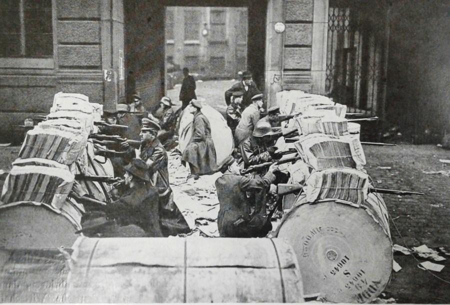 Берлин 1919