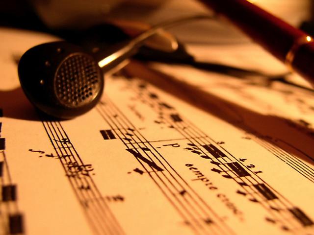 музыкальное фото