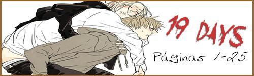 19 days banner