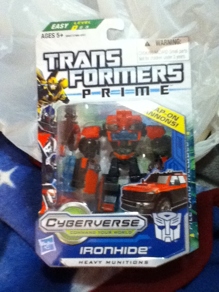 TF Prime Ironhide