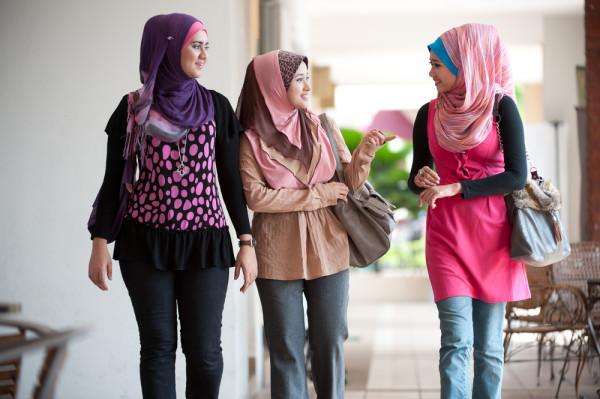 Что будет если не носят хиджаб