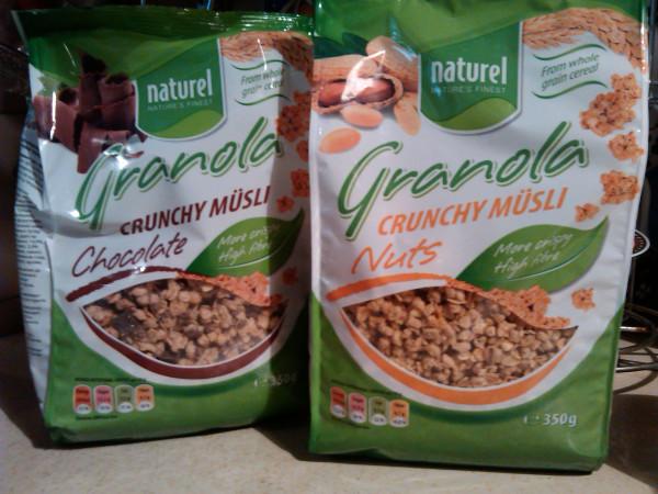 Granola Crunchy Musli