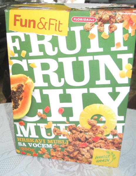 Fun & Fit Crunchy Musli