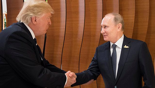 Владимир Путин готов встретиться с Дональдом Трампом?