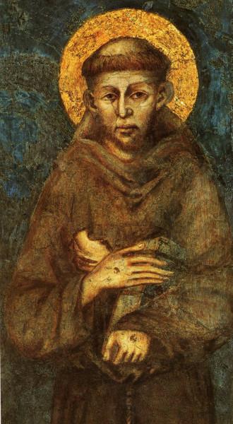 Cimabue, St. Francis