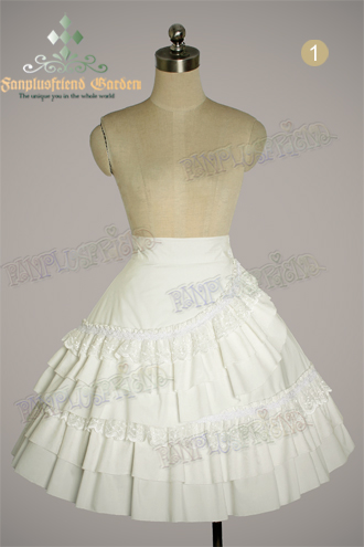 Classical_Lolita_Lace_&_Jacquard_Double_Layer_Skirt_SP00137_01