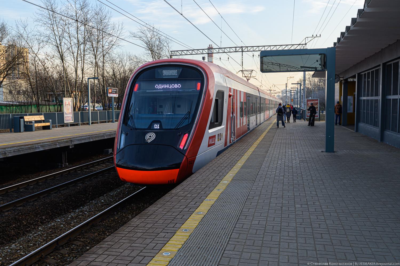 Станция МЦД Дегунино  Дегунино,мцд,d1,мцд1