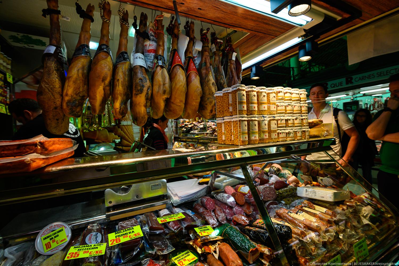 Аликанте. Центральный рынок рынок,аликанте,валенсия,испания