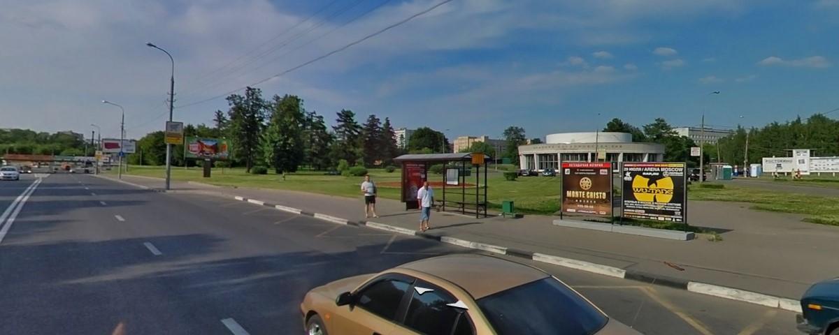 """У станции метро """"Ботанический сад"""" стройка,ботанический сад,москва,метро"""