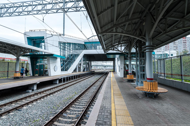 Станция МЦК