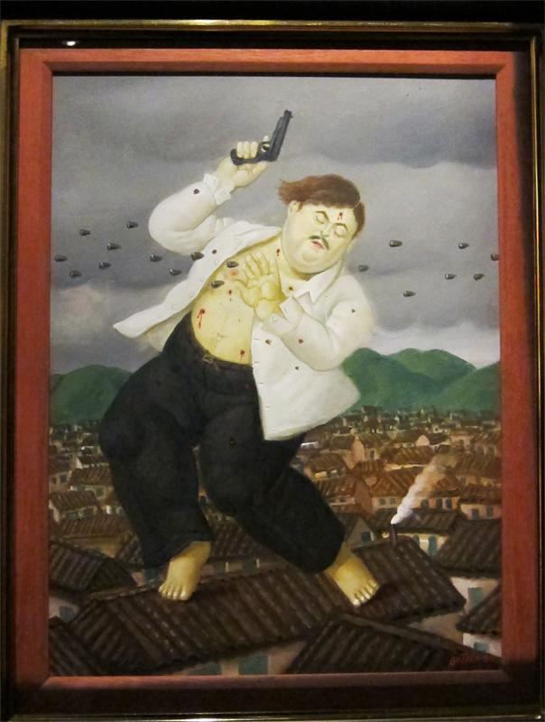 Смерть Эскобара