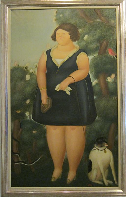 Портрет Сесилии