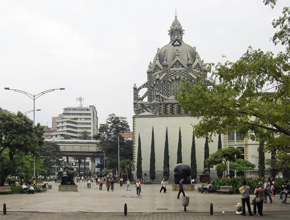 Город Ботеро