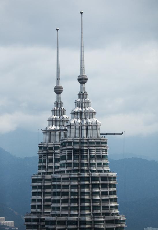 Башни Петронас