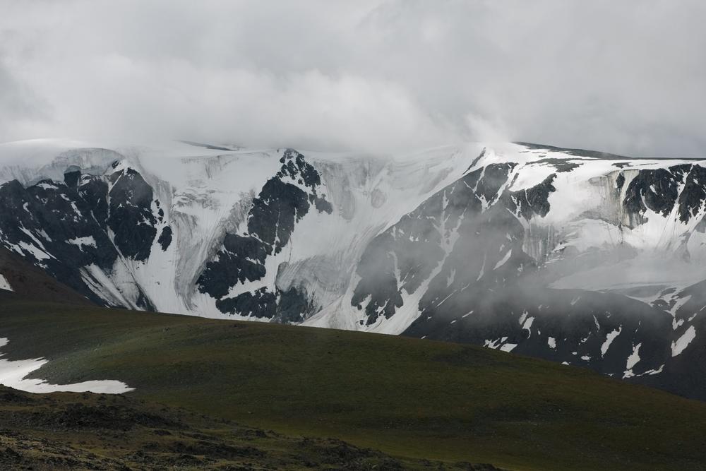 Висячие ледники