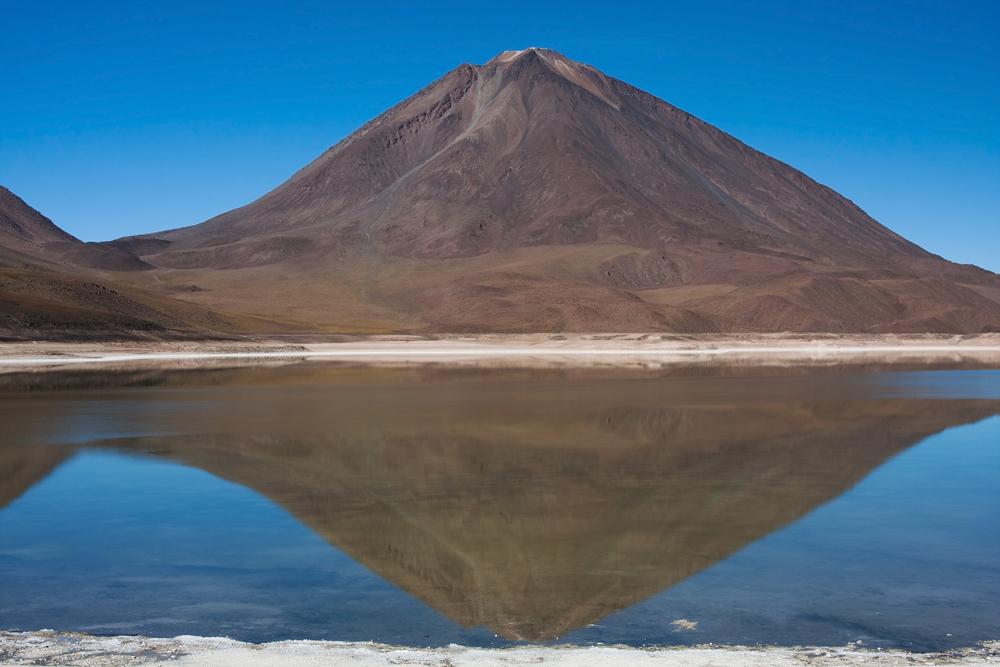 Вулкан Ликанкабур и Лагуна Верде
