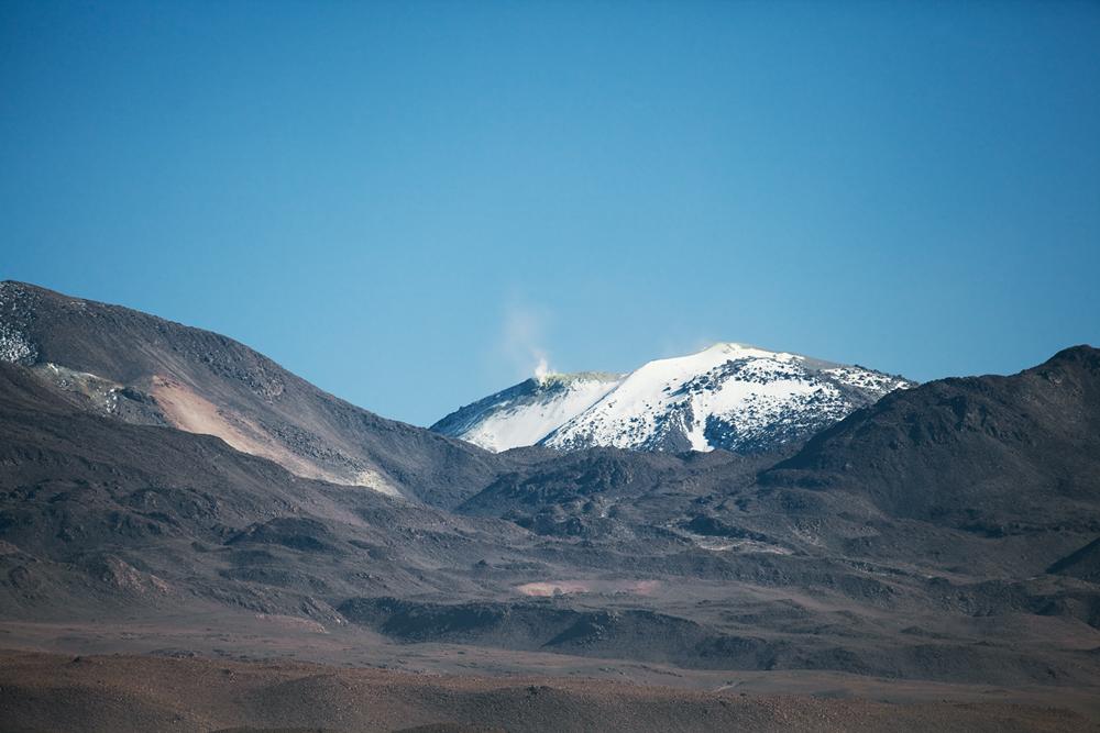 Вулкан Ольягуе