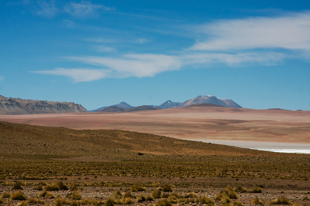 В боливийских Андах