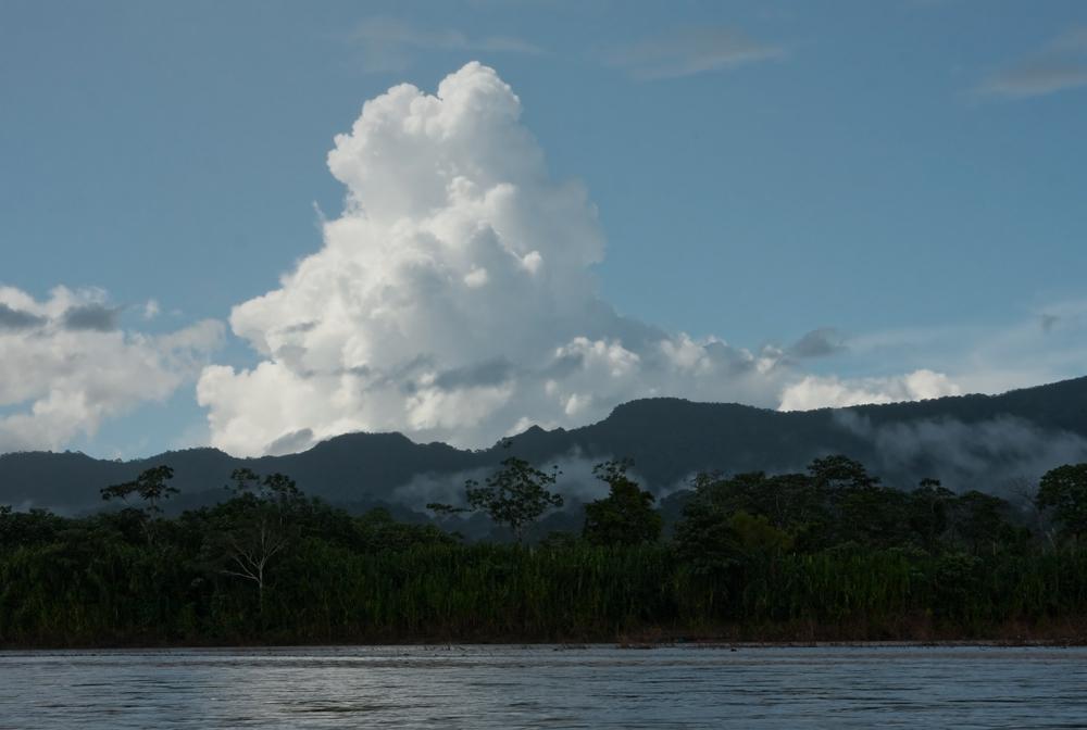 Облака над рекой Туичи