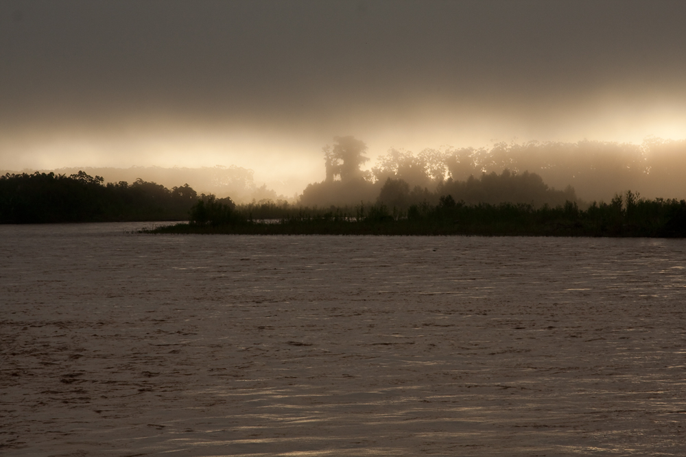 Закат на Туичи