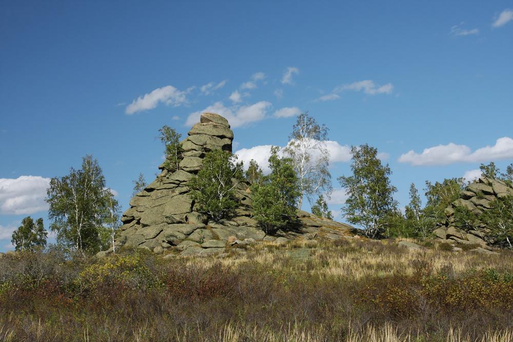 Колыванские скалы