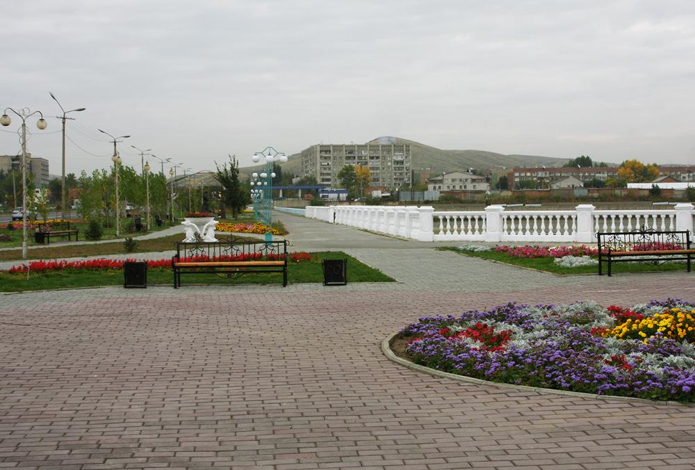 Набережная Иртыша
