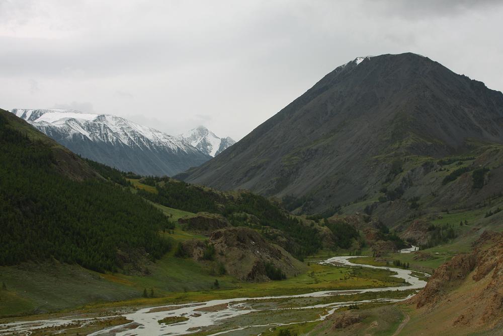 В долине Талдуры