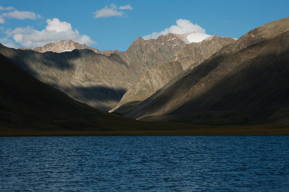 Озеро Киндыктыкуль