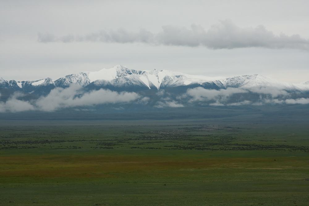 Южно-Чуйский хребет